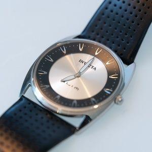 Invicta Slim Men's Silver Watch